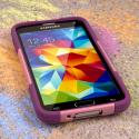 Samsung Galaxy S5 - Pink MPERO IMPACT X - Kickstand Case Cover Angle 2