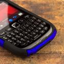 Blackberry Curve 9310 - BLUE MPERO FUSION M - Protective Case Cover Angle 5