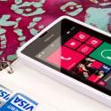 Nokia Lumia 521 - Mint MPERO FLEX FLIP Wallet Case Cover Angle 5