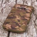ZTE Concord 2 - Green Camo MPERO SNAPZ - Case Cover Angle 3
