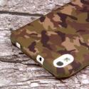 HTC Desire 816 - Green Camo MPERO SNAPZ - Case Cover Angle 6