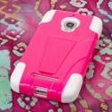 Alcatel OneTouch Fierce - HOT PINK MPERO IMPACT X - Kickstand Case Cover Angle 3