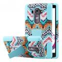 LG G4 - Aqua Safari MPERO IMPACT X - Kickstand Case Cover Angle 1