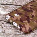 Samsung Galaxy Note 4 - Green Camo MPERO SNAPZ - Case Cover Angle 7