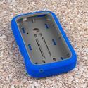 ZTE Prelude 2 - Blue MPERO IMPACT XS - Kickstand Case Cover Angle 2