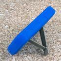ZTE Prelude 2 - Blue MPERO IMPACT XS - Kickstand Case Cover Angle 4