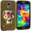 Samsung Galaxy S5 Kobra TPU Design Soft Case Cover Angle 2