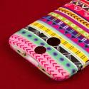 HTC One E8 - Aztec Fiesta MPERO SNAPZ - Case Cover Angle 6