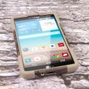 LG G Vista - Hunter Camo MPERO IMPACT X - Kickstand Case Cover Angle 2