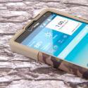 LG G Vista - Hunter Camo MPERO IMPACT X - Kickstand Case Cover Angle 5