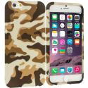 Apple iPhone 6 Plus 6S Plus (5.5) Camo TPU Design Soft Rubber Case Cover Angle 1