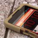 ZTE Max - Hunter Camo MPERO IMPACT X - Kickstand Case Cover Angle 5