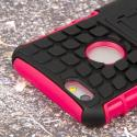 Apple iPhone 6/6S - Hot Pink MPERO IMPACT SR - Kickstand Case Cover Angle 6