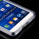 Samsung Galaxy Mega 2 - Clear MPERO SNAPZ - Case Cover Angle 5