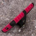 LG Optimus L90 - Hot Pink MPERO IMPACT SR - Kickstand Case Cover Angle 4