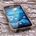 Samsung Galaxy S4 - Hunter Camo MPERO IMPACT X - Kickstand Case Cover Angle 2