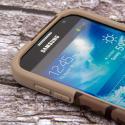 Samsung Galaxy S4 - Hunter Camo MPERO IMPACT X - Kickstand Case Cover Angle 5