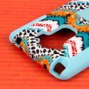 LG G Stylo - Aqua Safari MPERO IMPACT X - Kickstand Case Cover Angle 6