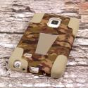 Samsung Galaxy Note Edge - Hunter Camo MPERO IMPACT X - Kickstand Case Cover Angle 3