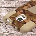Samsung Galaxy Note Edge - Hunter Camo MPERO IMPACT X - Kickstand Case Cover Angle 6