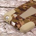 Samsung Galaxy Note Edge - Hunter Camo MPERO IMPACT X - Kickstand Case Cover Angle 7