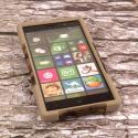 Nokia Lumia 830 - Hunter Camo MPERO IMPACT X - Kickstand Case Cover Angle 2