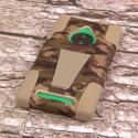 Nokia Lumia 830 - Hunter Camo MPERO IMPACT X - Kickstand Case Cover Angle 3
