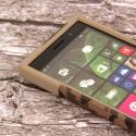 Nokia Lumia 830 - Hunter Camo MPERO IMPACT X - Kickstand Case Cover Angle 5