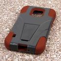 Samsung ATIV SE - Sandstone / Gray MPERO IMPACT X - Kickstand Case Cover Angle 3