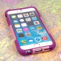 Apple iPhone 6 - Pink MPERO IMPACT X - Kickstand Case Cover Angle 2