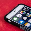 Apple iPhone 6 6S Plus - Black Aztec MPERO IMPACT X - Kickstand Case Cover Angle 5