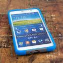 Samsung Galaxy Mega 2 - Blue / Gray MPERO IMPACT X - Kickstand Case Cover Angle 2