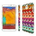 Samsung Galaxy Note 3 - Elephant Zen MPERO SNAPZ - Rubberized Case Cover Angle 1