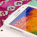 Samsung Galaxy Note 3 N900A N900V N9000 - Mint MPERO FLEX FLIP Wallet Case Angle 5