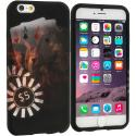 Apple iPhone 6 Plus 6S Plus (5.5) Poker TPU Design Soft Rubber Case Cover Angle 1