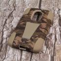 Motorola Moto X 2014 2nd Gen - Hunter Camo MPERO IMPACT X - Kickstand Case Angle 3