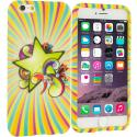 Apple iPhone 6 Plus 6S Plus (5.5) SuperStar TPU Design Soft Rubber Case Cover Angle 1