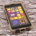 Nokia Lumia 635 - Hunter Camo MPERO IMPACT X - Kickstand Case Cover Angle 2
