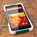 ZTE Max - TEAL GREEN MPERO IMPACT X - Kickstand Case Cover Angle 2