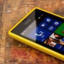 Nokia Lumia 520 - Yellow MPERO FLEX S - Protective Case Cover Angle 4