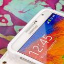 Samsung Galaxy Note 3 N900A N900V N9000 - Purple MPERO FLEX FLIP Wallet Case Angle 5
