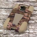 Motorola DROID TURBO - Hunter Camo MPERO IMPACT X - Kickstand Case Cover Angle 3