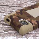 T-Mobile LG Optimus F3 - Hunter Camo MPERO IMPACT X - Kickstand Case Cover Angle 6