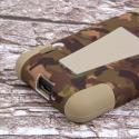T-Mobile LG Optimus F3 - Hunter Camo MPERO IMPACT X - Kickstand Case Cover Angle 7