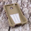 HTC Desire 510 - Hunter Camo MPERO IMPACT X - Kickstand Case Cover Angle 2