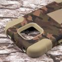 Samsung Galaxy S5 Active - Hunter Camo MPERO IMPACT X - Kickstand Case Cover Angle 6
