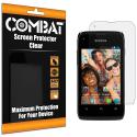 Kyocera Event C5133 Combat 6 Pack HD Clear Screen Protector Angle 1
