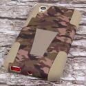 HTC Desire EYE - Hunter Camo MPERO IMPACT X - Kickstand Case Cover Angle 3