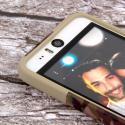 HTC Desire EYE - Hunter Camo MPERO IMPACT X - Kickstand Case Cover Angle 5
