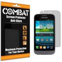 Samsung Galaxy Victory 4G Combat 6 Pack Anti-Glare Matte Screen Protector Angle 1